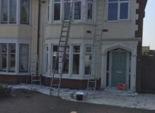 Repaint exterior