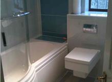 Bathroom reburbishment