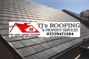 TJ's Roofing and Property Services