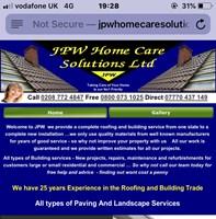 JPW Homecare Solutions Ltd
