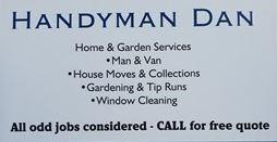 Handyman Dan Home & Garden Services