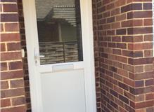 Standard Upvc Door