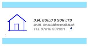D.M.Build & Son Ltd