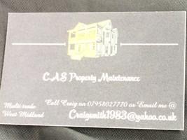 C.A.S Property Maintenance