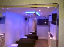 A Bar refurbishment with new lighting and Power supplies.