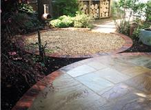 Rear garden - walberton