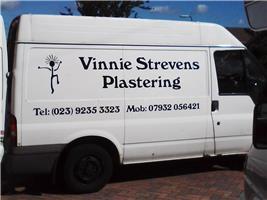 Vinnie Strevens Plastering
