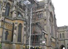 Langridge Scaffolding (Sussex) Limited- Arundel
