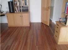 Perfect precise accurate dust free floor sanding