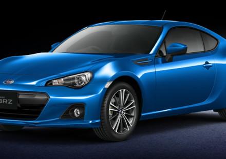 Subaru BRZ in arrivo la versione STi