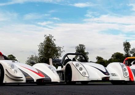 Radical Sports Car e i Thepianoguys