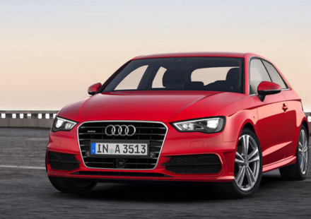 Nuova Audi A3 al Salone di Ginevra