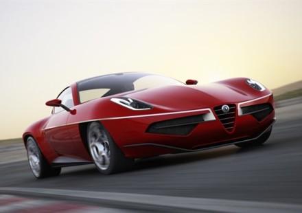 Touring Superleggera Alfa Romeo Disco Volante
