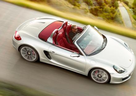 Porsche anteprima Mondiale per la nuova Boxster al Salone di Ginevra