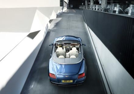 Le nuove Continental GT e GTC V8.