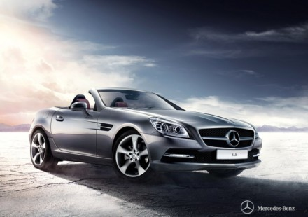 199 SLK con 5000 euro di optional inclusi