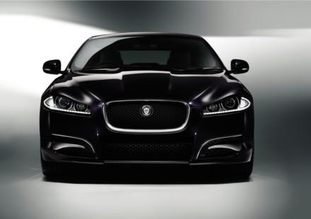 Una edizione limitata della XF Jaguar