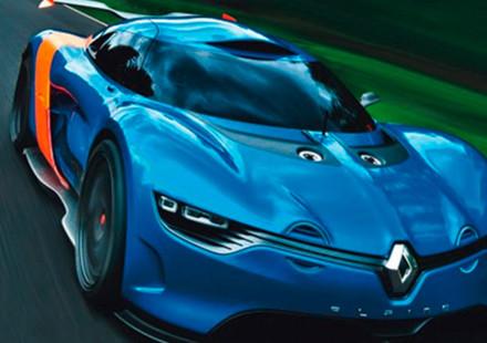 50 anni di un mito la Renault celebra la Alpine