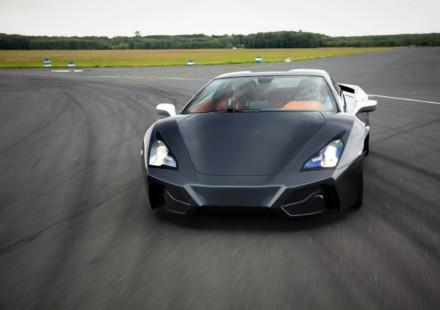 Arrinera la super car Anglo Polacca