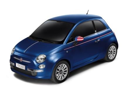 E' tedesca la vincitrice della numero 1 Fiat 500 America