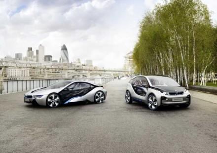 Apre a Londra il primo store della BMWi