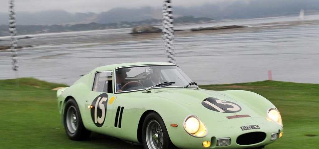 35 Milioni è il prezzo della Ferrari 250 GTO 1962