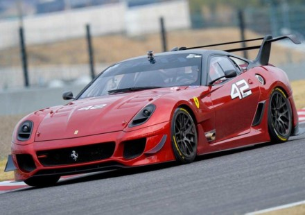 Asta benefica online per l'Emilia organizzata da Ferrari