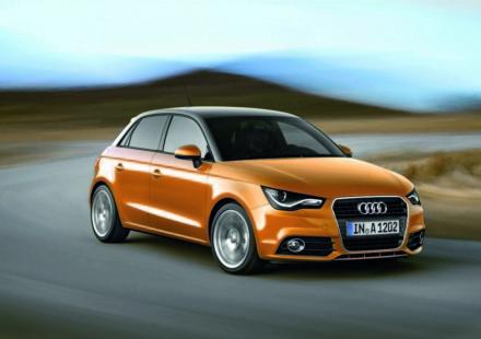 Nuova motorizzazione 1.4 TFSI per Audi A1