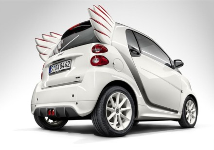 Smart for Jeremy Tre Quarti Posteriore