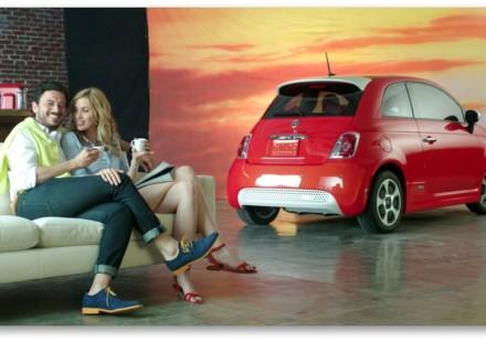 Fiat 500e EnvironmentallySexy.com