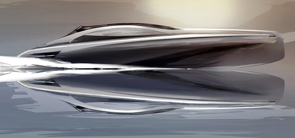 Mercedes Silver Arrows Marine Project