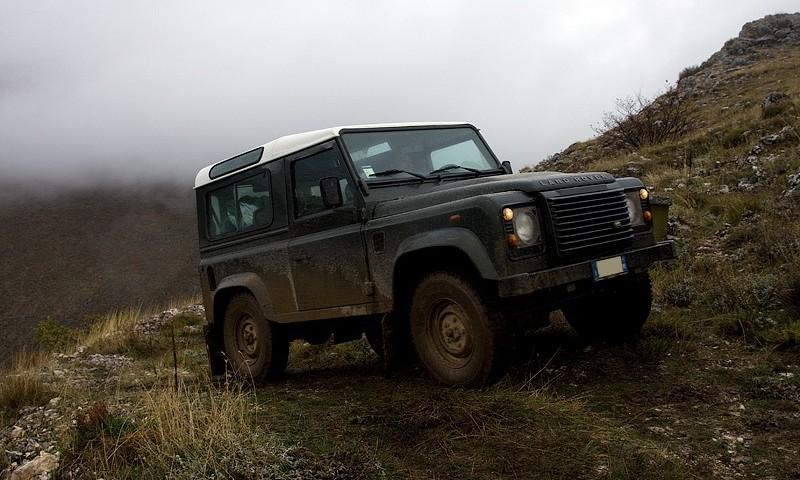 Land Rover Defender MY 2008
