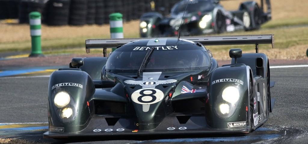 Bentley Festival of Speed Goodwood 2013