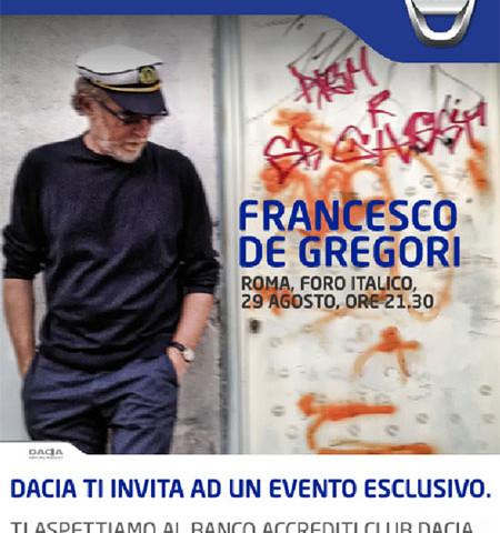 Dacia De Gregori