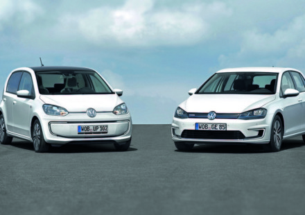 Volkswagen e-Golf ed e-up