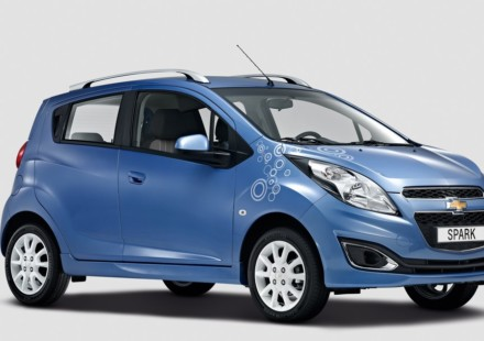 Chevrolet Spark Bubble