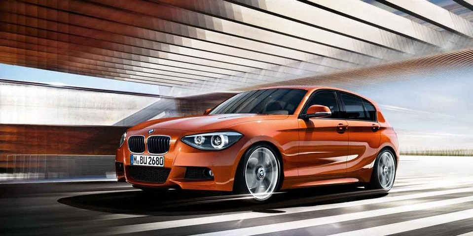 BMW Serie 1 Business