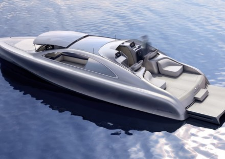 Mercedes Arrow460 Granturismo Yacht