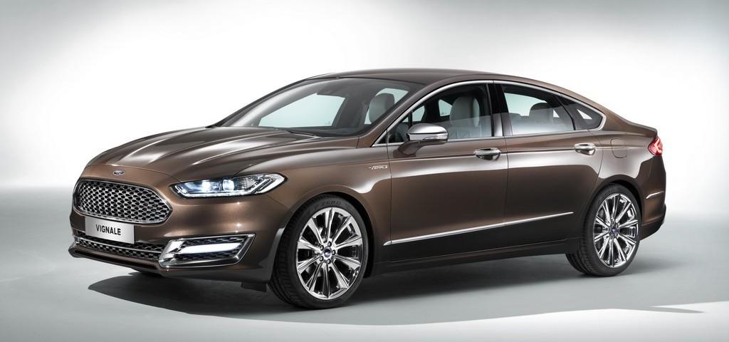 Ford Vignale Concept