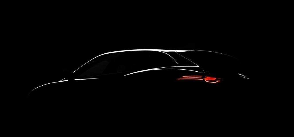 Jaguar C-X17 Concept Teaser