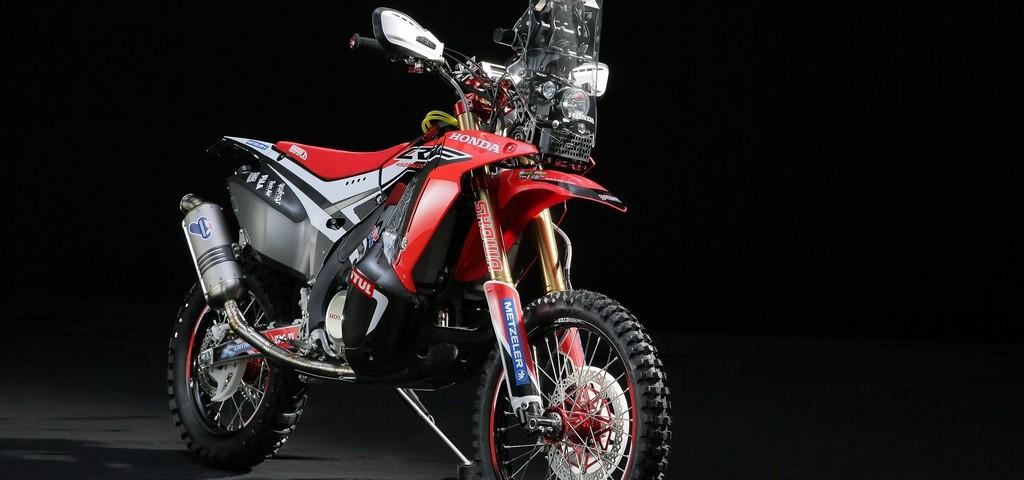 Honda CRF450 Rally Dakar 2014