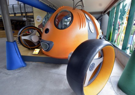 Mercedes Explora Museo Bambini
