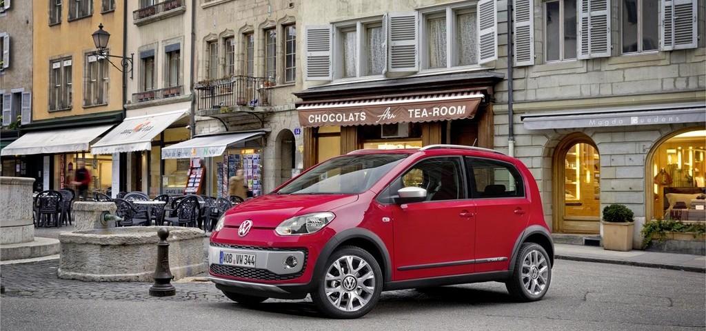 Volkswagen cross up!