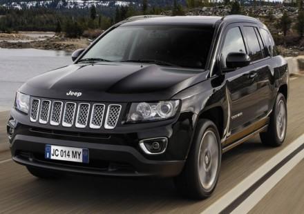Jeep Compass 2 litri benzina