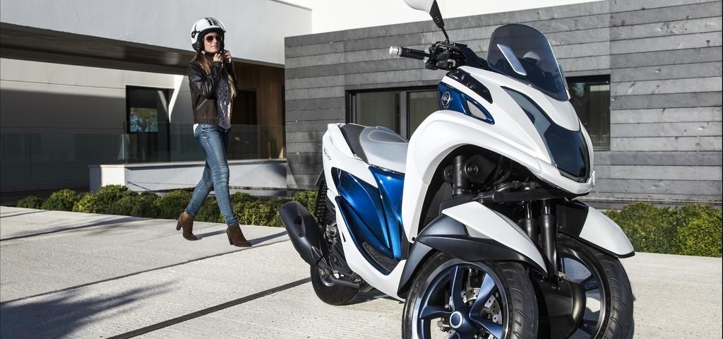 Yamaha Tricity Concept