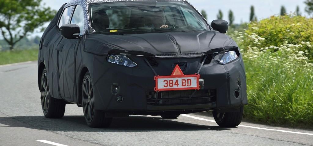Nissan Nuovo Qashqai Teaser