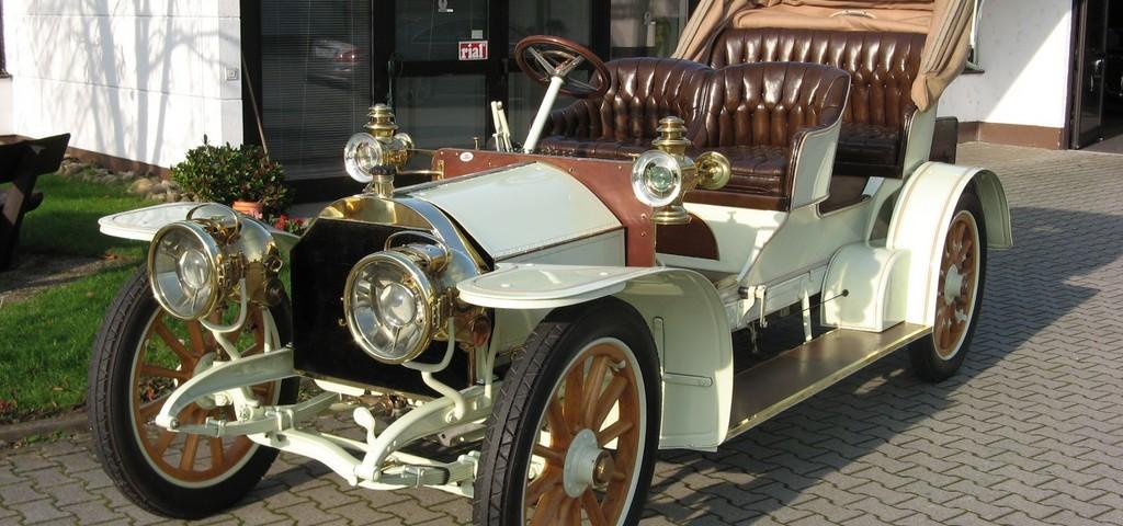 Mercedes Simplex 28-32 HPs Phaeton 1905
