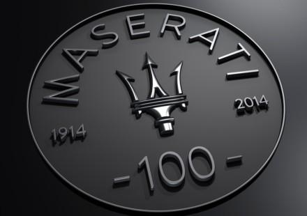 Maserati Centenario Avvio 1