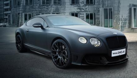 DMC Bentley GT DURO China Edition