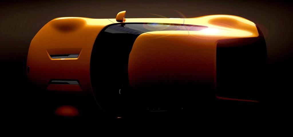 Kia GT4 Stinger Teaser